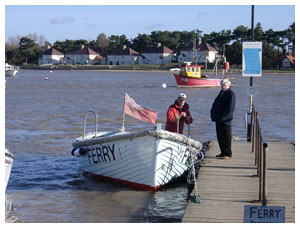 The Ferry at Felixstowe Ferry
