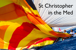 S&S St Christoper in the Med Regattas